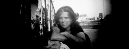 Picture taken with a pinhole, by my mother